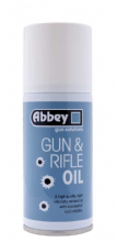 Abbey Gun & Rifle Oil Aerosol Spray 150ml